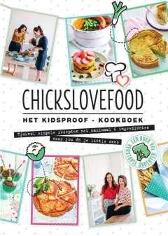 Kinderkookboeken: Chickslovefood - Het kidsproof-kookboek