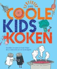 Beste kinderkookboeken: Coole kids koken
