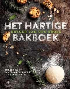 Het hartige bakboek - Rutger bakt van kaasvlinders tot tartelettes