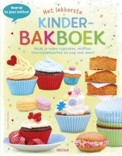 Beste kookboeken kinderen: Het lekkerste kinderbakboek