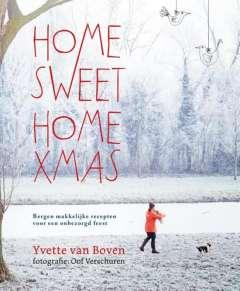 Kookboeken feestdagen: Home Sweet Home XMAS