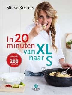 Popuair kookboek 2017: In 20 minuten van XL naar S