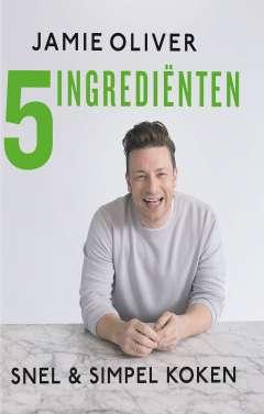 Beste kookboeken: Jamie Oliver 5 ingrediënten - snel & simpel koken