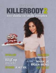 Nieuw dieet kookboek 2017: Killerbody 2