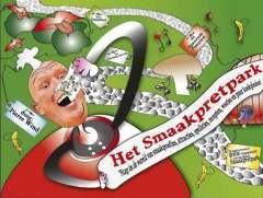 Beste kookboeken voor kinderen: Het Smaakpretpark