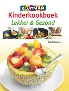 Kinderkookboek lekker & gezond - Nicola Graimes