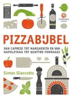 Populaire kookboeken: Kookbijbels - Pizzabijbel