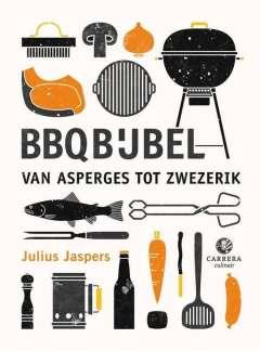 Beste barbeque kookboeken: BBQBijbel van Julius Jaspers