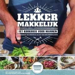 kookboek aanraders: Lekker makkelijk - het kookboek voor mannen