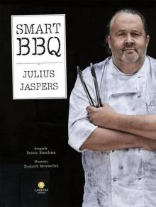 Beste Barbeque kookboeken: Smart BBQ - Julius Jaspers