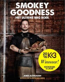 Beste barbeque kookboek: Smokey goodness